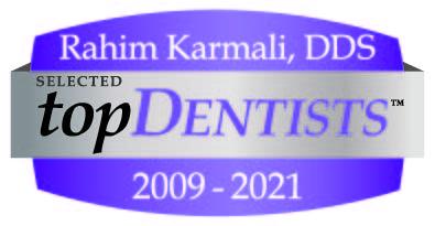 Dr. Karmali Top Dentist